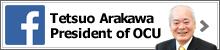 Facebook President of Osaka City University