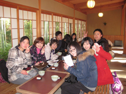 Students from Shanghai on a 3-week exchange to Osaka City University image No.4