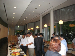 JICA training program welcome party