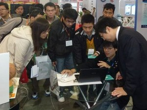 OCU at China International Industry Fair photo 5