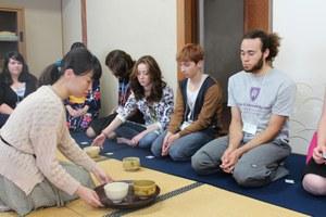 Weber State University Tea Ceremony