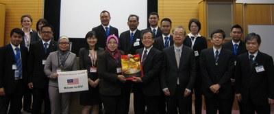UNIMAS visit 2013