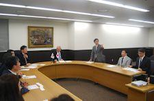 Seoul National University signing ceremony photo 1