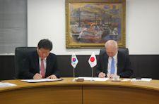 Seoul National University signing ceremony photo 5