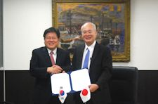 Seoul National University signing ceremony photo 6