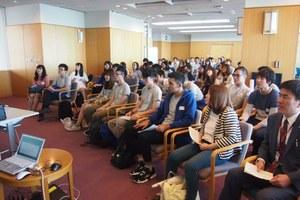 Hong Kong Polytechnic University visit to Osaka City University 13 May 2015