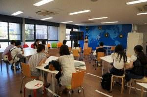 Open Campus Study Abroad presentation 2016
