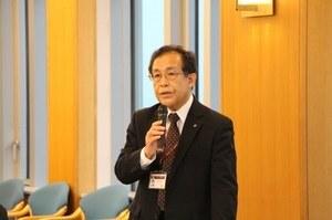 Opening address by Professor Michio Miyano,<br />Advisor to the President