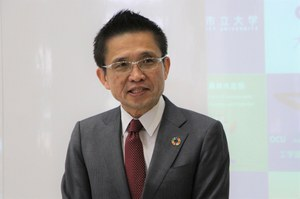 Kazuto Nanbu, Director General, Dept. of<br />Environment, Agriculture, Forestry<br />and Fisheries, Osaka Prefectural Government