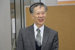 Hiroshi Tsuji,<br />Executive Director,<br />University Public Corporation Osaka
