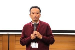 Address by Professor Takashi Yamazaki, Graduate<br />School of Literature and Human Sciences