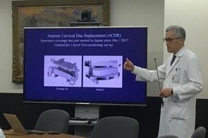 Clinical Professor Toshihiro Takami