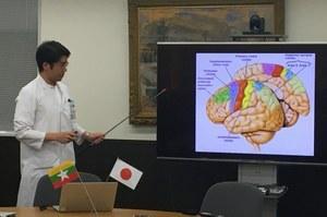 Clinical Lecturer Toshiyuki Kawashima