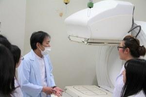 A medical facility tour at OCU Hospital (4)