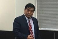 Professor Myat Thu