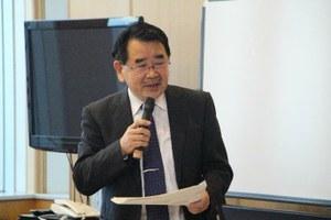 Professor Emeritus Toru Inoue's lecture 1