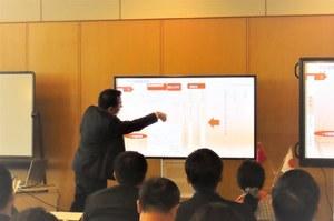 Professor Emeritus Toru Inoue's lecture 2