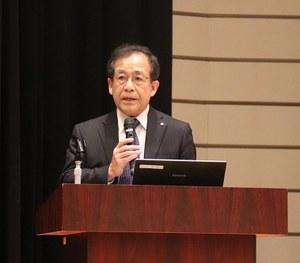 Michio Miyano, Vice-President of OCU