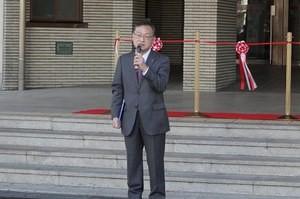 Vice-President Takanobu Kiriyama