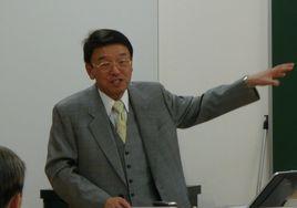講師を務める西澤学長