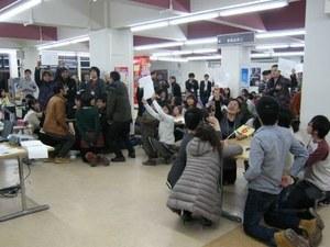 2012学生国際交流会を開催しました