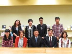 2012年就業体験and企業訪問研修in上海