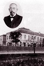 市立大阪商業学校(堂島校舎)