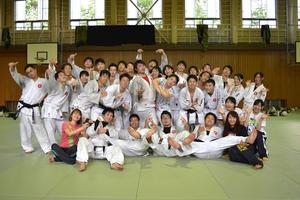 2018日本拳法部