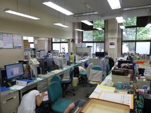 大阪880万人訓練写真①