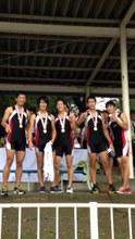第55回全日本新人選手権大会で銅メダルを獲得(ボート部)