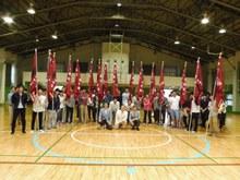 第42回大阪府立大学・大阪市立大学総合競技大会の結団式が開催されました