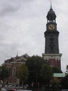 ハンブルクのシンボル:ミヒャエリス教会