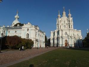 スモーリヌイ修道院
