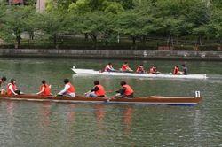 第119回大阪市立大学ボート祭を開催します