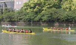 第120回大阪市立大学ボート祭