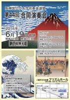 阪神公立大学吹奏楽連盟 第44回合同演奏会
