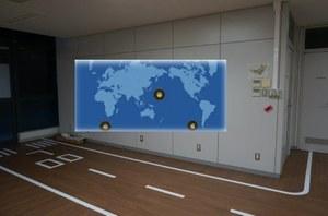 Global Village world map