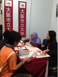 Indonesia Study in Japan fair 2 2015