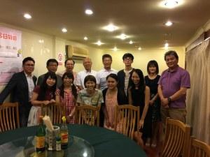 2017.8.18上海事務所訪問