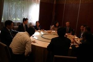 上海大学ミーティング