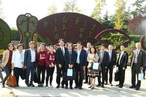 上海大学学生ツアー