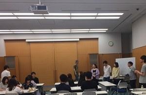 『留学生交流会』≪体験形式≫