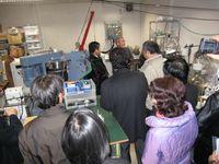 ベトナム科学技術者代表団が大阪市立大学を訪問