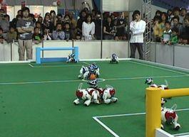 工学部・工学研究科のチームがロボカップジャパンオープン2010大阪に出場