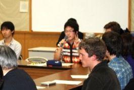 サンクト・ペテルブルグ国立大学クロパチェフ学長が本学を訪問