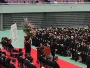 平成23年度 学部・大学院入学式を挙行