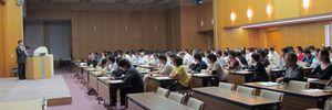 工学研究科が「東北地方太平洋沖地震報告会」を開催