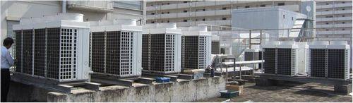 実測調査対象のエアコン室外機