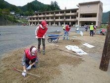 第3次東日本大震災復興支援学生ボランティアを派遣