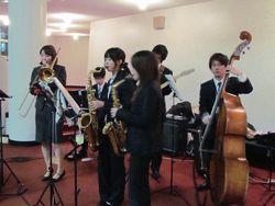 Jazz研究会の演奏